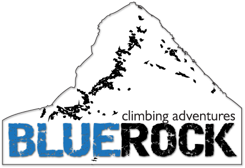 BLUE ROCK  climbling adventures