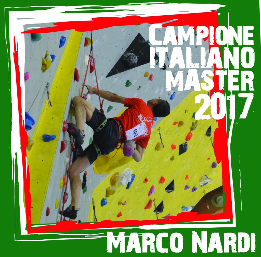 Campione Italiano Master ITA-01