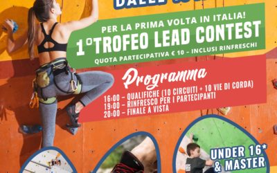1° Trofeo LEAD Contest
