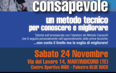 Incontro con la Guida Alpina Paolo Caruso
